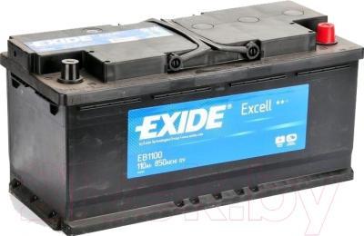 Автомобильный аккумулятор Exide Excell EB1100