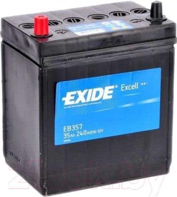 Автомобильный аккумулятор Exide Excell EB357