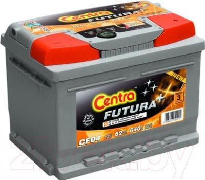 Автомобильный аккумулятор Centra Futura CA1000