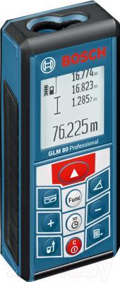 Лазерный дальномер Bosch GLM 80 (0.601.072.300) - общий вид