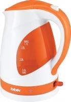 Электрочайник BBK EK1700P (белый/оранжевый) -