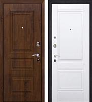 Входная дверь МеталЮр М9 Аляска (96х206, левая) -