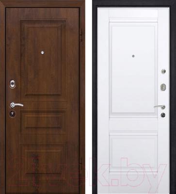Входная дверь МеталЮр М9 Аляска