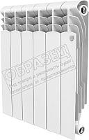 Радиатор биметаллический Royal Thermo Revolution Bimetall 350 (2 секции) -