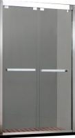 Душевая дверь Bravat Stream 120x200 / NPD6122 -