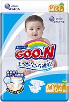 Подгузники детские Goo.N M 6-11кг (64шт) -
