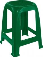 Табурет пластиковый Алеана Пиф (зеленый) -