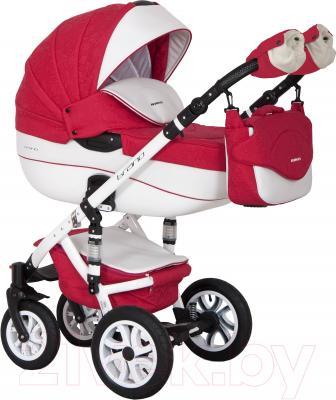 Детская универсальная коляска Riko Brano Ecco 3 в 1