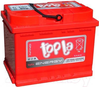 Автомобильный аккумулятор Topla Energy 108060