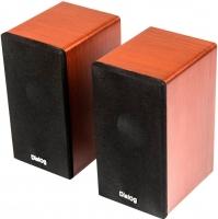 Мультимедиа акустика Dialog AST-20UP (вишня) -