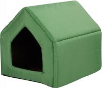 Домик для животных Ami Play Exclusive AMI514 (S, зеленый) -