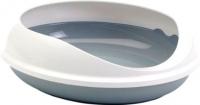 Туалет-лоток Savic Figaro 026800WG (серый) -