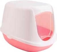 Туалет-домик Savic Duchesse 200000WX (бело-розовый) -