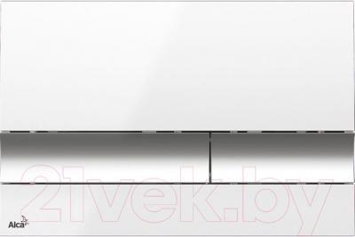 Кнопка для инсталляции Alcaplast M1720-1