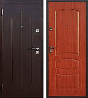 Входная дверь Йошкар Стройгост 7-2 Итальянский орех (96x206, левая) -