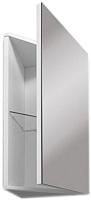 Шкаф с зеркалом для ванной Aqwella Rio.04.33 -