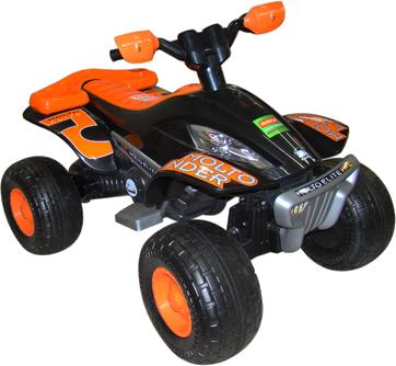 Детский квадроцикл Полесье Molto Elite 5 Bl / 35936 - общий вид