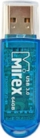 Usb flash накопитель Mirex Elf Blue 64GB (13600-FM3BEF64) -