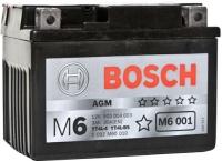 Мотоаккумулятор Bosch M6 YT4L-4/YT4L-BS 503014003 / 0092M60010 (3 А/ч) -