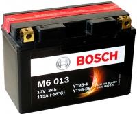 Мотоаккумулятор Bosch M6 YT9B-4/YT9B-BS 509902008 (8 А/ч) -