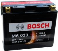 Мотоаккумулятор Bosch M6 YT12B-4/YT12B-BS 512901019 / 0092M60190 (12 А/ч) -