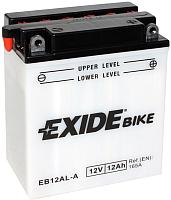 Мотоаккумулятор Exide EB12AL-A (12 А/ч) -