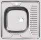 Мойка кухонная Ukinox STD600.600 5C 0LS -