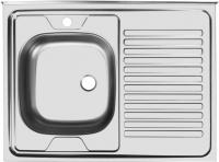Мойка кухонная Ukinox Стандарт STD800.600 4C 0L -