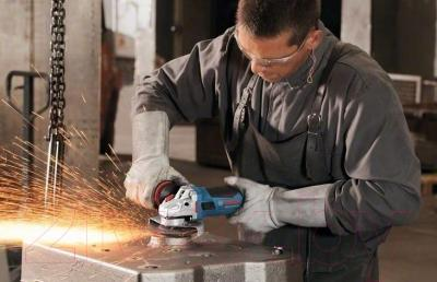 Профессиональная угловая шлифмашина Bosch GWS 1000 Professional (0.601.828.800)