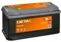 Автомобильный аккумулятор Deta Power DB852 (85 А/ч) -