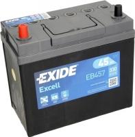 Автомобильный аккумулятор Exide Excell EB457 (45 А/ч) -