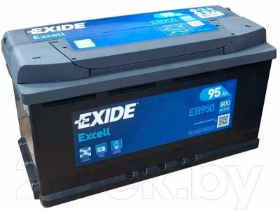 Автомобильный аккумулятор Exide Excell EB950