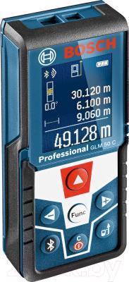 Лазерный дальномер Bosch GLM 50 C Professional (0.601.072.C00)