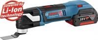 Профессиональный мультиинструмент Bosch GOP 18 V-EC (0.601.8B0.000) -