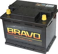 Автомобильный аккумулятор BRAVO 6СТ-55 Евро / 555010009 (55 А/ч) -