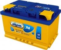 Автомобильный аккумулятор AKOM 6СТ-74 Евро / 575000010 (74 А/ч) -
