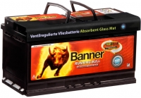 Автомобильный аккумулятор Banner Running Bull AGM 57001 (70 А/ч) -