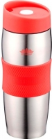 Термокружка Peterhof PH-12410 (красный) -