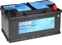 Автомобильный аккумулятор Exide Start-Stop AGM EK950 (95 А/ч) -