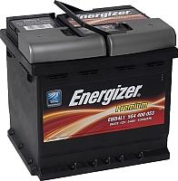 Автомобильный аккумулятор Energizer Premium 554400 / 542915000 (54 А/ч) -