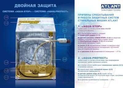 Стиральная машина ATLANT СМА 70С1210-А-08