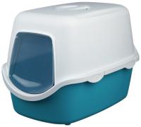 Туалет-домик Trixie Vico 40275 (аквамарин/кремовый) -
