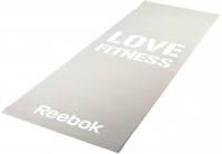 Коврик для йоги и фитнеса Reebok RAMT-11024GRL -