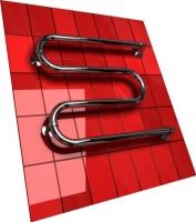 Полотенцесушитель водяной Двин M без полочки 50x70 (длинная резьба) -