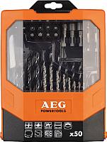 Набор оснастки AEG Powertools 4932430411 -