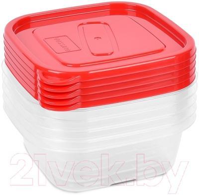 Набор контейнеров Oursson CP2581S/RD