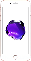 Смартфон Apple iPhone 7 32GB / MN912 (розовое золото) -