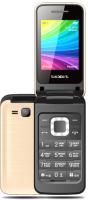 Мобильный телефон Texet TM-204 (бежевый) -