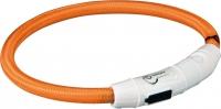 Ошейник Trixie 12705 (L/XL, оранжевый) -