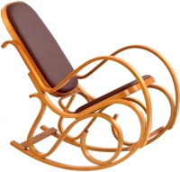 Кресло-качалка Halmar Max Bis Plus (ольха) -